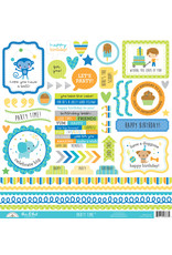 DOODLEBUG Doodlebug party time this & that sticker