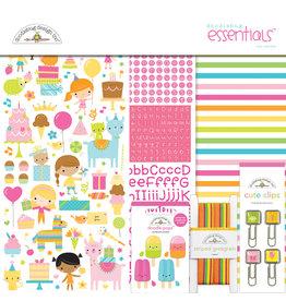 DOODLEBUG Doodlebug hey cupcake essentials kit