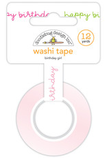 Doodlebug hey cupcake birthday girl washi tape