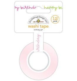Doodlebug hey cupcake birthday girl washi tape