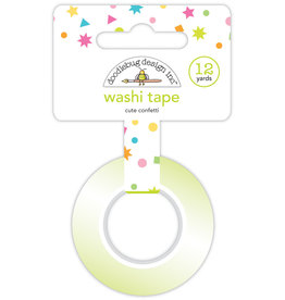 Doodlebug hey cupcake cute confetti washi tape