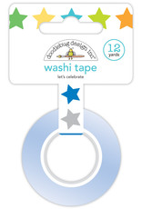 DOODLEBUG Doodlebug party time let's celebrate washi tape