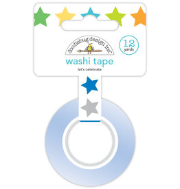 DOODLEBUG Doodlebug party time let's celebrate washi tape
