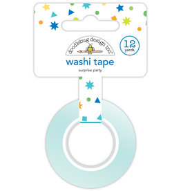 DOODLEBUG Doodlebug party time surprise party washi tape