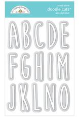 DOODLEBUG Doodlebug alex alphabet doodle cuts