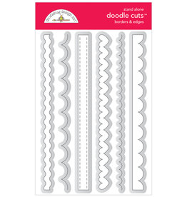 DOODLEBUG Doodlebug borders & edges doodle cuts