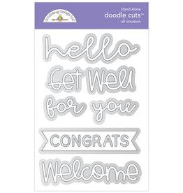 DOODLEBUG Doodlebug all occasion doodle cuts