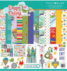 Photoplay PP Dragon Dreams Collection Pack