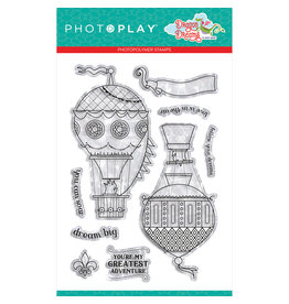 Photoplay PP Dragon Dreams 4x6 Stamp Up & Away