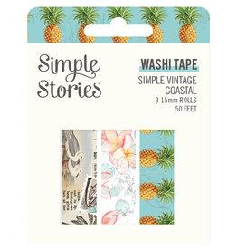 simple stories Simple Vintage Coastal : Washi Tape