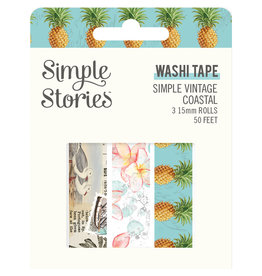 simple stories SS SV Coastal : Washi Tape