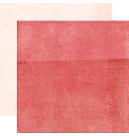 simple stories Simple Vintage Coastal Paper: Guava/Sand