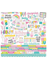 simple stories SS Magical Birthday : Combo Sticker