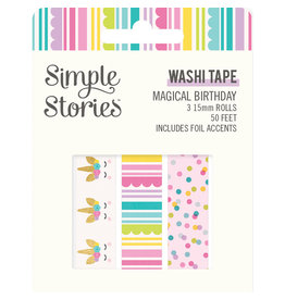 simple stories SS Magical Birthday : Washi Tape