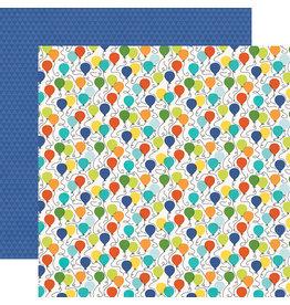 Simple Stories SS Birthday Blast Paper: Birthday Boy