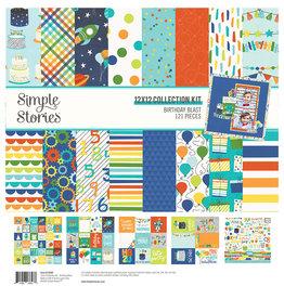 simple stories SS Birthday Blast: Collection Kit