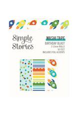 simple stories SS Birthday Blast: Washi Tape
