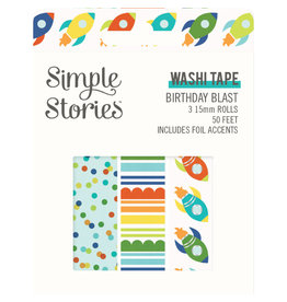 simple stories SS Birthday Blast: Washi Tape