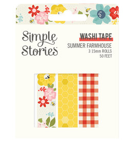 simple stories SS Summer Farmhouse: Washi Tape