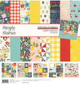 simple stories SS Summer Farmhouse Collection Kit