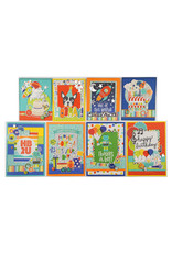 Creative Escape SS Birthday Blast Card Kit