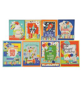 Creative Escape SS Birthday Blast Card Kit