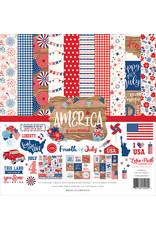 Echo Park Echo Park America: Collection Kit