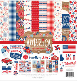 Echo Park Echo Park America: Collection Kit