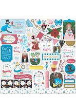 Echo Park EP Alice in Wonderland 2: Element Sticker