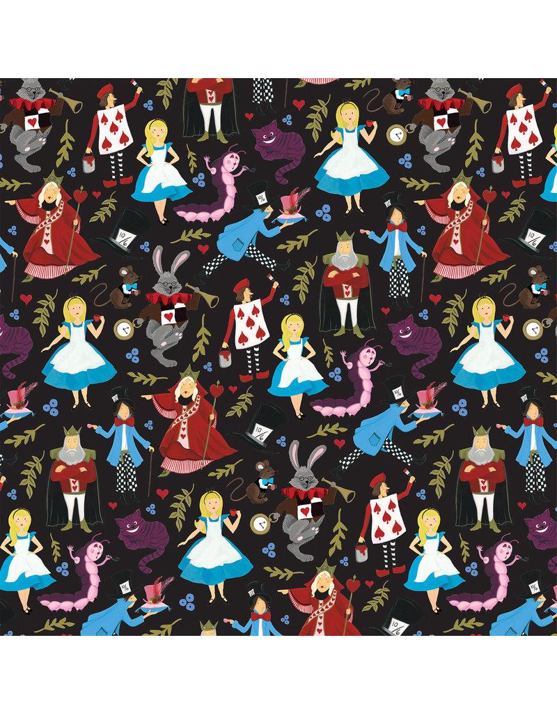 Echo Park EP Alice in Wonderland 2 Paper: Tea Party