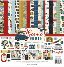 Echo Park EP Scenic Route:  Collection Kit