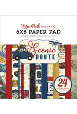 Echo Park EP Scenic Route:  6x6 Paper Pad