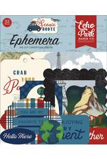 Echo Park EP Scenic Route:  Ephemera
