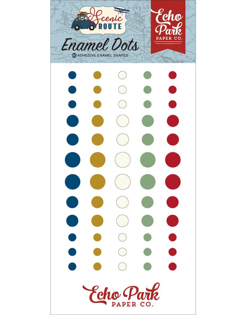 Echo Park EP Scenic Route:  Enamel Dots