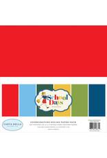 Carta Bella CB School Days:  Solids Kit