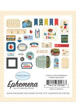 Carta Bella CB School Days:  Ephemera