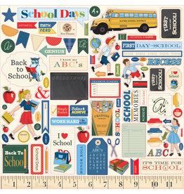 Carta Bella CB School Days:  Element Sticker