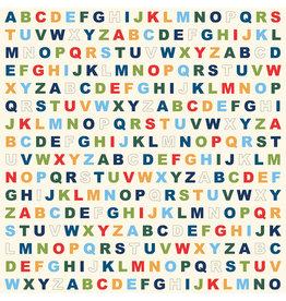 Carta Bella CB School Days: Alphabet
