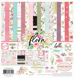 Carta Bella CB Flora 3: Collection Kit