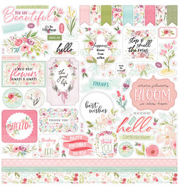 Carta Bella CB Flora 3: Element Sticker