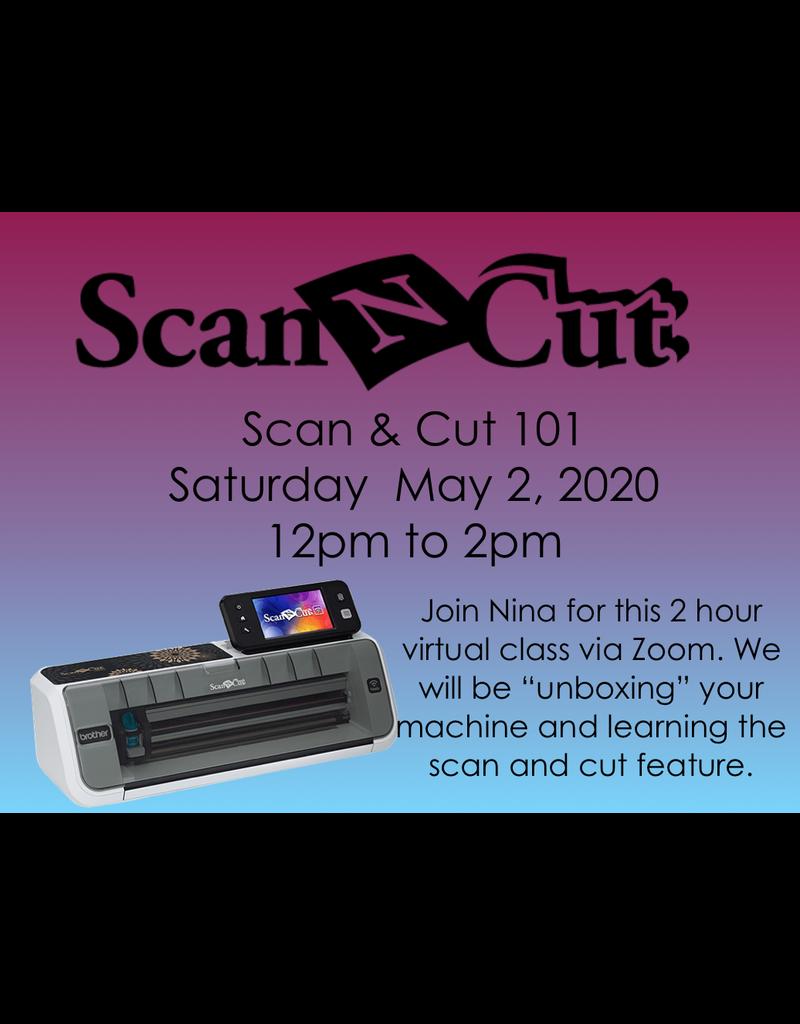 Creative Escape 5/02 Scan & Cut 101