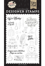 Echo Park EP Witches & Wizards: Wizard at Heart Stamp Set