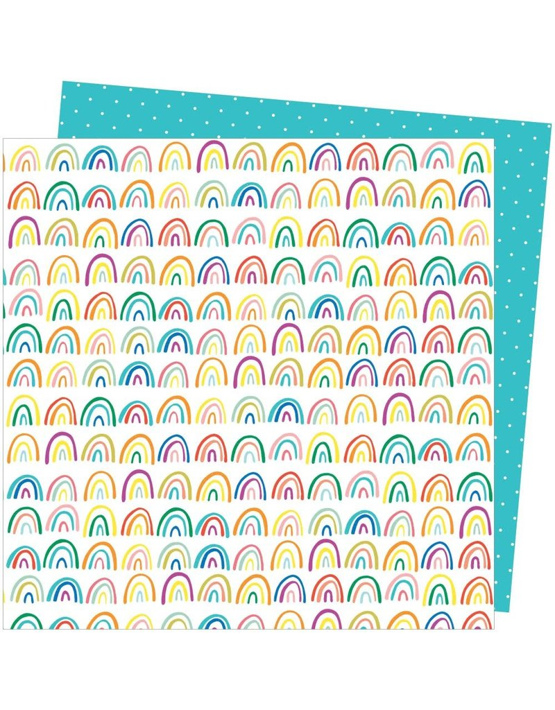 american crafts AC AT Picnic in the Park Paper: All the colors