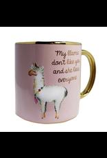 My Llama Mug