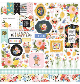 Carta Bella CB Oh Happy Day: Element Sticker Sheet