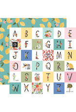 Carta Bella CB Oh Happy Day Paper: Happy Alphabet
