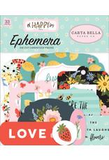 Carta Bella CB Oh Happy Day: Ephemera
