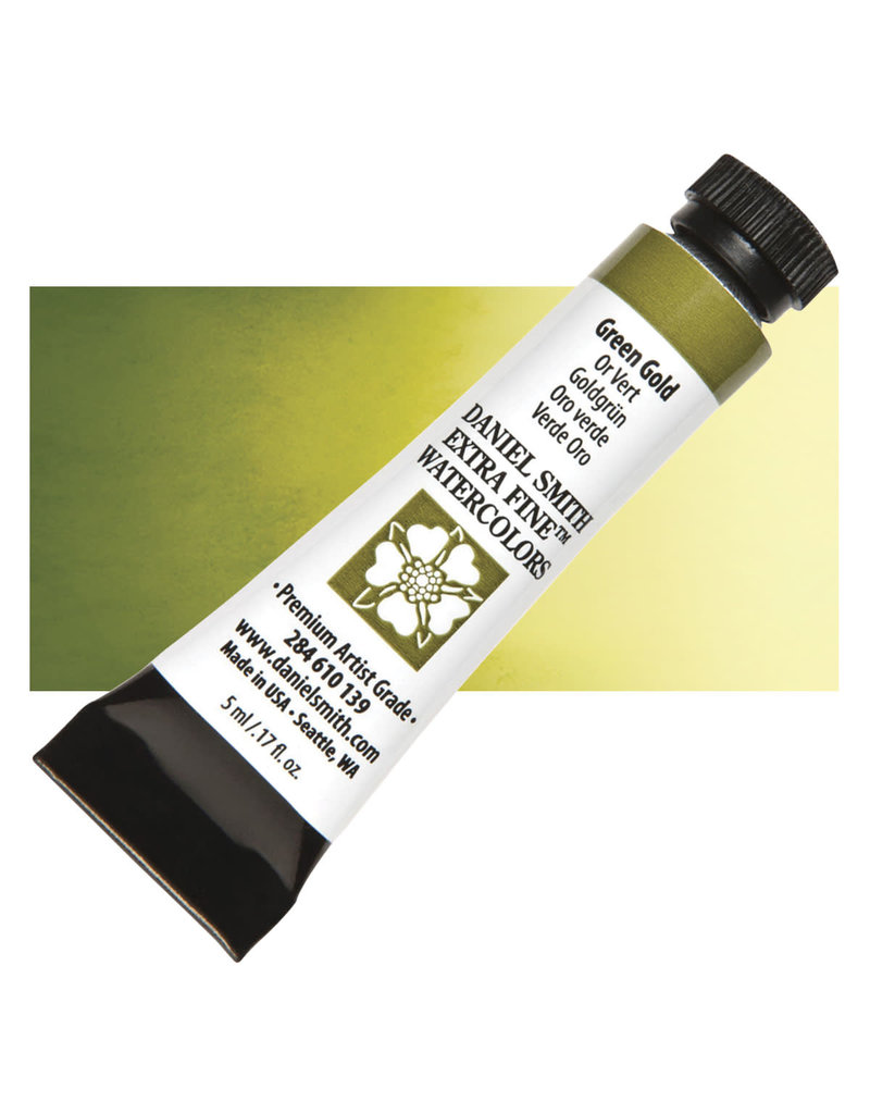 Daniel Smith Green Gold 5ml Extra Fine WC