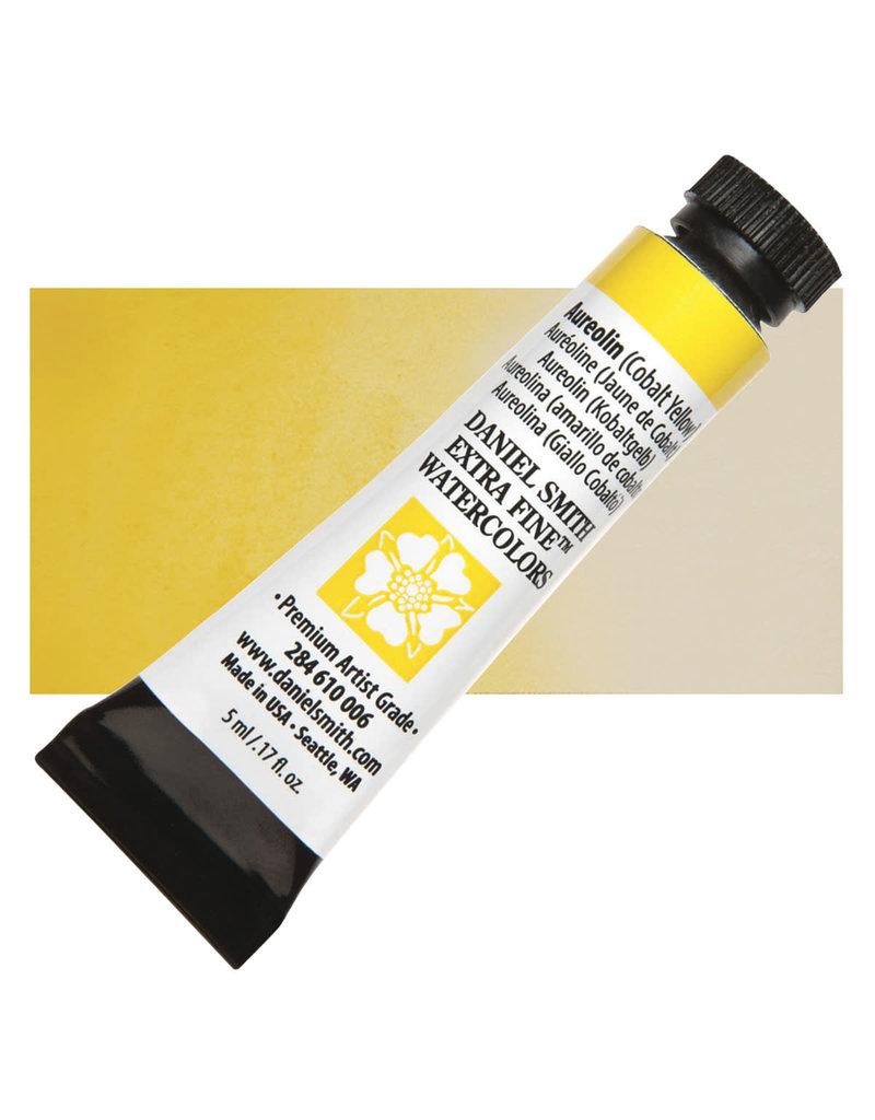 Daniel Smith Aureolin (Cobalt Yellow) 5ml