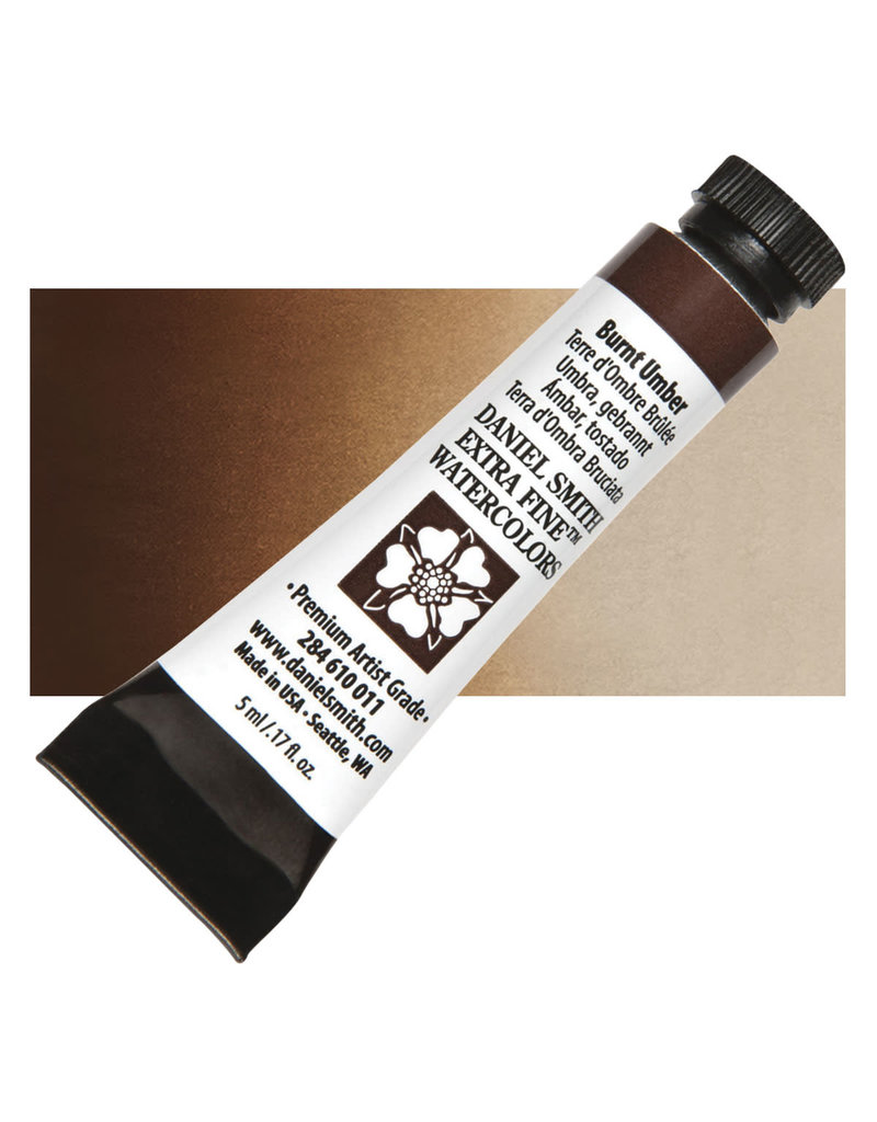 Daniel Smith Burnt Umber 5ml
